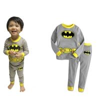 ชุดนอนมนุษย์ค้างคาว-Batman-สีเทา-(6-ตัว/pack)