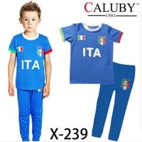 ชุดนอนนักฟุตบอลอิตาลี-สีฟ้า-(6-ตัว/pack)