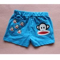 กางเกงขาสั้น-Paul-Frank-สีฟ้า-(10-ตัว/pack)