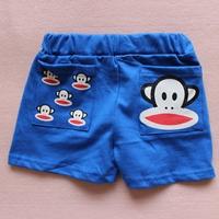 กางเกงขาสั้น-Paul-Frank-สีน้ำเงิน-(10-ตัว/pack)