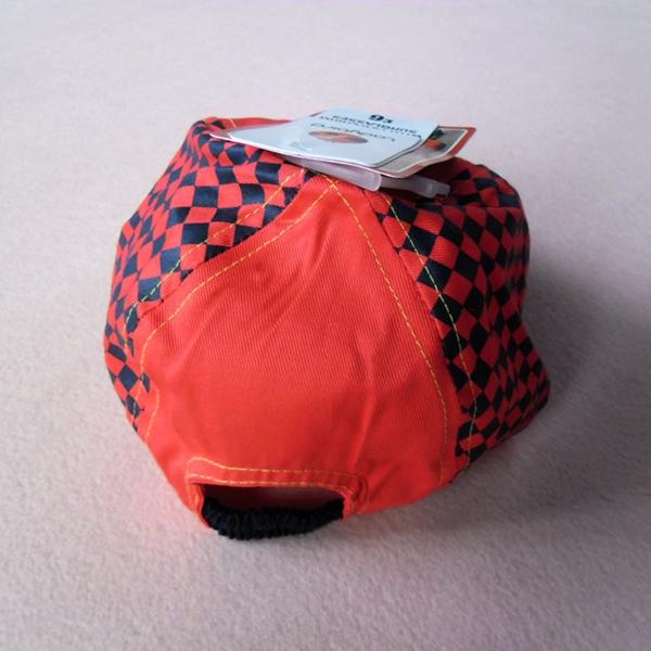 หมวกแก้ปรถแข่ง 95 สีแดง (10 ใบ/แพ็ค)