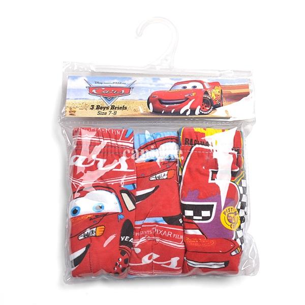 กางเกงในลายการ์ตูน คละลายคละแบบ (12 ตัว/pack)