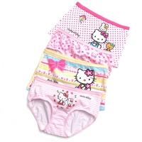 กางเกงในลายการ์ตูน-Hello-Kitty-คละแบบ(16-ตัว/pack)