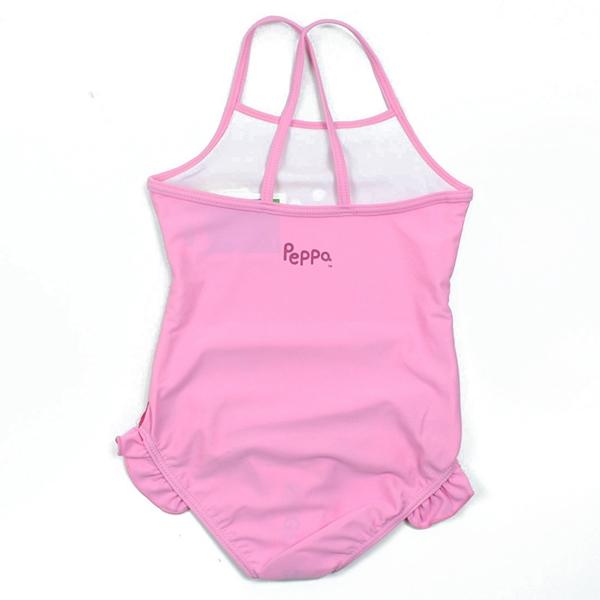 ชุดว่ายน้ำเด็กหญิงหมูสายรุ้ง สีชมพู (3 ตัว/pack)