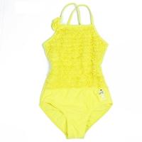 ชุดว่ายน้ำเด็กหญิง-Snowwhite-สีเหลือง-(3-ตัว/pack)