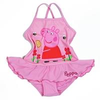 ชุดว่ายน้ำเด็กหมูน้อย-Peppa-สีชมพู-(3-ตัว/pack)