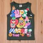 เสื้อกล้าม-Super-Market-สีเขียว-(5size/pack)