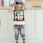เสื้อยืด-TOM-POP-สีขาว-(5size/pack)