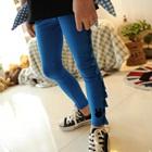 กางเกงเลกกิ้งไดโนเสาร์-สีน้ำเงิน-(5-ตัว-/pack)