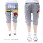 กางเกงสามส่วน-Angry-Bird-สีเทาอ่อน-(6size/pack)