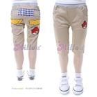 กางเกงสามส่วน-Angry-Bird-สีน้ำตาลอ่อน-(6size/pack)