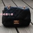 กระเป๋า-Chanel-for-kids-สีดำ-(5-ใบ/pack)