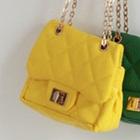 กระเป๋า-Chanel-for-kids-สีเหลือง-(5-ใบ/pack)