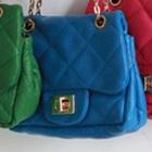 กระเป๋า-Chanel-for-kids-สีฟ้า-(5-ใบ/pack)