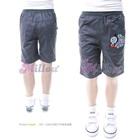 กางเกงขาสามส่วน-Locomotive-สีกรม-(5size/pack)