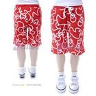 กางเกงขาสามส่วน-Red-Duck-สีแดง-(5size/pack)