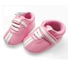 รองเท้าผ้าใบเด็กสปอร์เกิล์ล-สีชมพู-(6-คู่/แพ็ค)