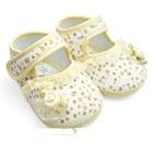 รองเท้า-The-star-สีครีม-(4-คู่/แพ็ค)