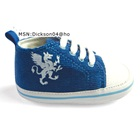 รองเท้าสปอร์ตมังกรบินได้-สีฟ้า-(4-คู่/แพ็ค)