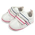 รองเท้าเด็ก-Baby-สีขาว-(4-คู่/แพ็ค)