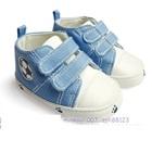 รองเท้าเด็ก-Football-สีฟ้า-(4-คู่/แพ็ค)