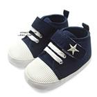 รองเท้าผ้าใบเด็ก-The-star-สีน้ำเงิน-(4-คู่/แพ็ค)
