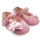 รองเท้าเด็ก-Princess-สีชมพู-(4-คู่/แพ็ค)