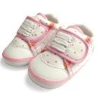 รองเท้าเด็ก-จุด-จุด-จุด-สีขาว-(4-คู่/แพ็ค)