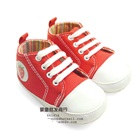 รองเท้าผ้าใบเด็ก-Strawberry-สีแดง-(4-คู่/แพ็ค)