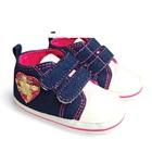 รองเท้ายีนส์เด็กหัวใจดวงโต-สีน้ำเงิน-(4-คู่/แพ็ค)