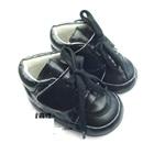 รองเท้าหนังเด็ก-สีดำ-(4-คู่/แพ็ค)