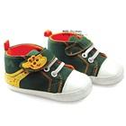 รองเท้าเด็ก-ยีราฟน้อย-สีเขียว-(4-คู่/แพ็ค)
