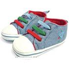 รองเท้าผ้าใบยีนส์เด็ก-ยานอวกาศ-สีฟ้า-(10-คู่/แพ็ค)