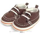 รองเท้าผ้าใบเด็ก-Carter-สีน้ำตาล-(10-คู่/แพ็ค)