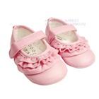 รองเท้าเด็ก-Princess-สีชมพู-(10-คู่/แพ็ค)