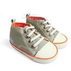 รองเท้าผ้าใบเด็ก-สีเทา-(4-คู่/แพ็ค)