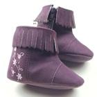รองเท้าบู๊ทสั้น-สีม่วง-(4-คู่/แพ็ค)